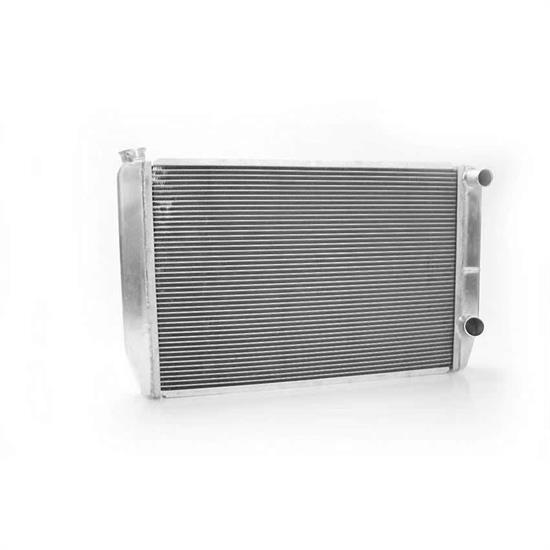 Griffin Universal Fit Double Row Radiator 31x19 inch, Double Pass