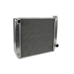 Griffin Aluminum Racing Radiator, Double Row Core