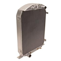 Griffin 7-70120 Deluxe Alum Radiator for 30-31 Ford w/Small Block Ford