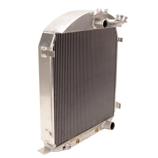 Griffin 7-70078 Dlx Alum Radiator for 28-29 Ford Chassis w/ S/B Chevy