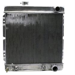 Speedway 1964-66 Mustang Radiator - Passenger Side Water Necks