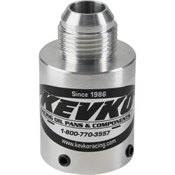 Kevko K9039 Oil Filler Slip On, 1-1/2 Inch, without Cap