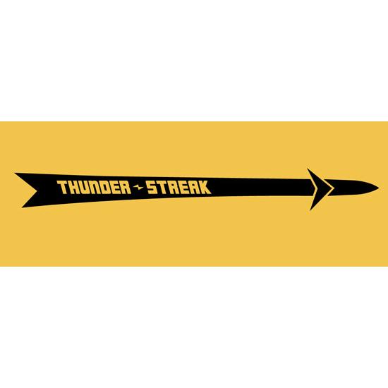 AMF Miscellaneous Thunder Streak 1959 Graphic