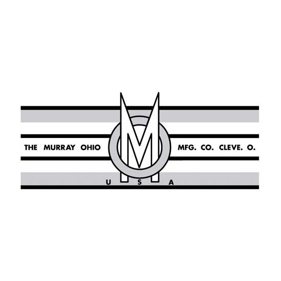 Murray® Pontiac Murray® Seat Logo Graphic