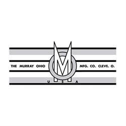 Murray® Pontiac Murray® Seat Logo Graphic