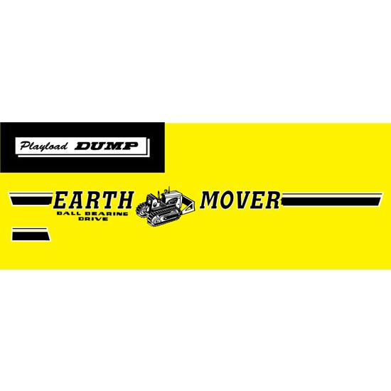 Murray® Flat Face Earth Mover 1962-69