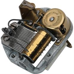 Pedal Car Parts, Murray® Flat Face Radio Car Dash with Music Box