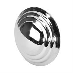 Pedal Car Parts, Murray® Smooth Chrome Hubcap, 4 Inch Diameter