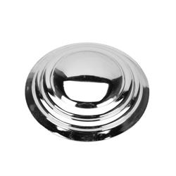 Murray® Smooth Chrome Hubcap, 4 Inch Diameter