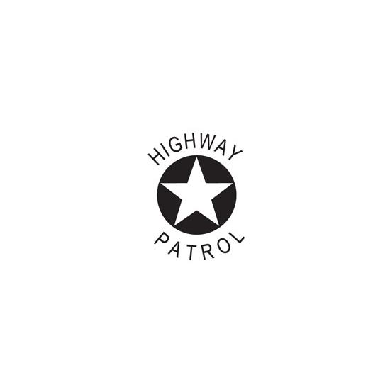 Garton Mark V Highway Patrol Graphic