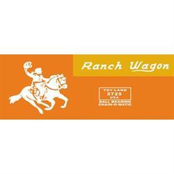 Garton Mark V Ranch Wagon 1956-60 Graphic