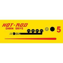 Garton Hot Rod 1960-61 Pedal Car Graphic