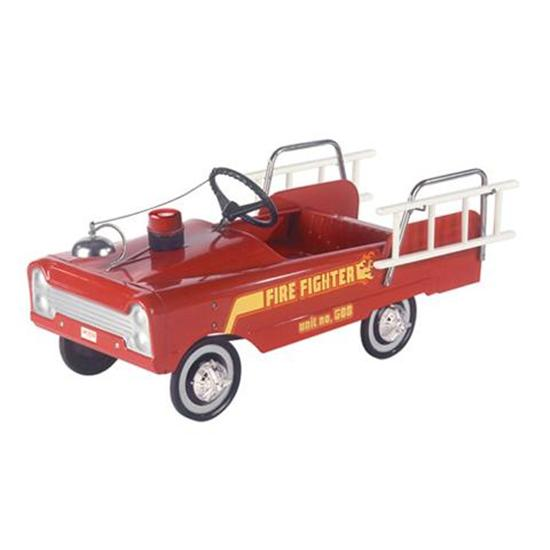Amf Fire Truck Pedal Car Parts