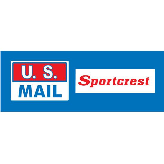 Murray® Three-Wheeler U.S. Mail Sportcrest Graphic