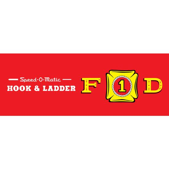 AMF/BMC Hook and Ladder Graphic