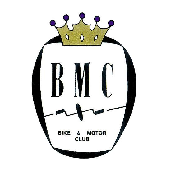 BMC Racer Seat Logo Graphic