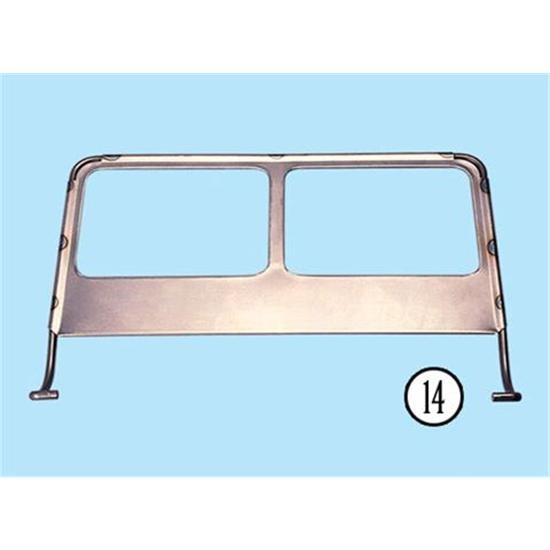 Pedal Car Parts, Hamilton Jeep Windshield