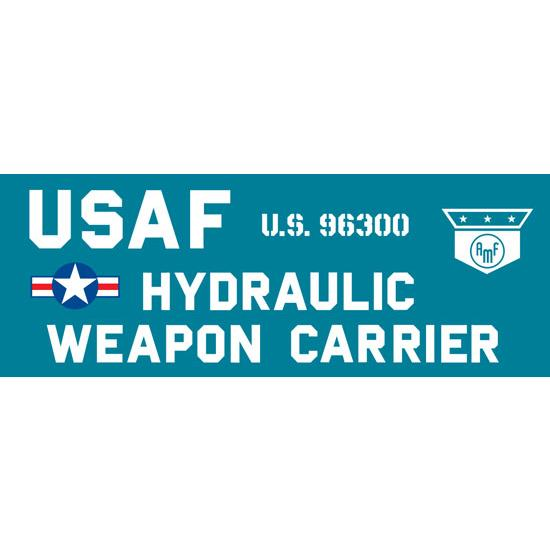 AMF/BMC Hydraulic Weapons Carrier Graphic