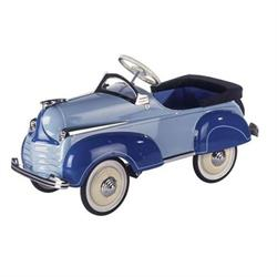 Pedal Car Parts, Steelcraft 1941 Chrysler/Pontiac Bumper, Chrome