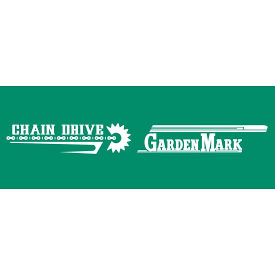 AMF Tractor Garden Mark Graphic
