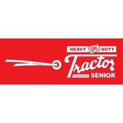 BMC Senior Heavy Duty Pedal Tractor Graphic