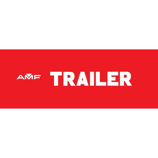 AMF Tractor Trailer Graphic