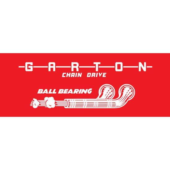 Garton Pedal Tractor 1965 69 Graphic