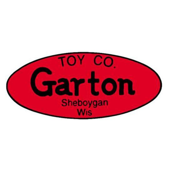Garton Small Seat Decal 1-1/4 Inch Graphic