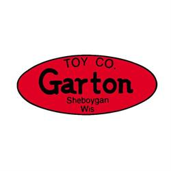 Garton Large Seat Decal 2-1/4 Inch Graphic
