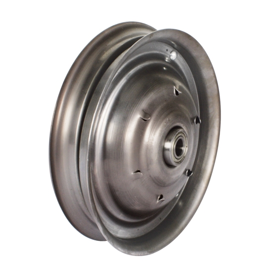 Murray® 7 Inch Tractor/Wagon Wheel for 1/2 Inch Axle, Free
