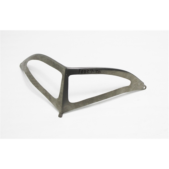 Lincoln Zephyr Pointed Windshield Frame