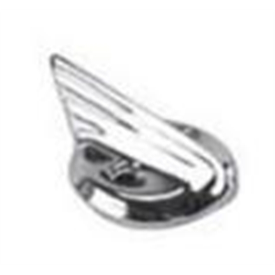 "Gendron ""Fin"" Radiator Cap / Hood Ornament for Pedal Car"