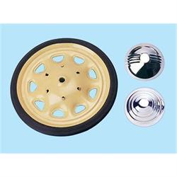 Chrysler Airflow Wheel Kit, Beehive Hub