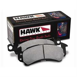 Hawk HB119M.594 Performance Black 78-Up GM D154 Metric Brake Pads