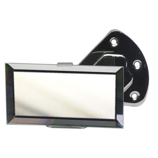 1930-1931 Model A Closed Car Interior Rear View Mirror