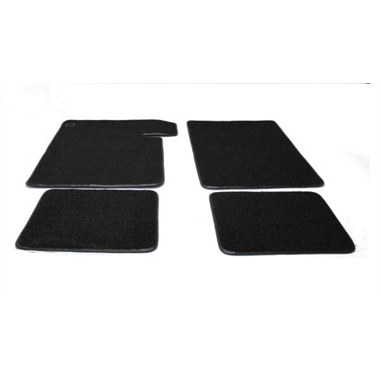 Garage Sale - 1964-67 Chevelle 2 Door Black Carpeted Floor Mats