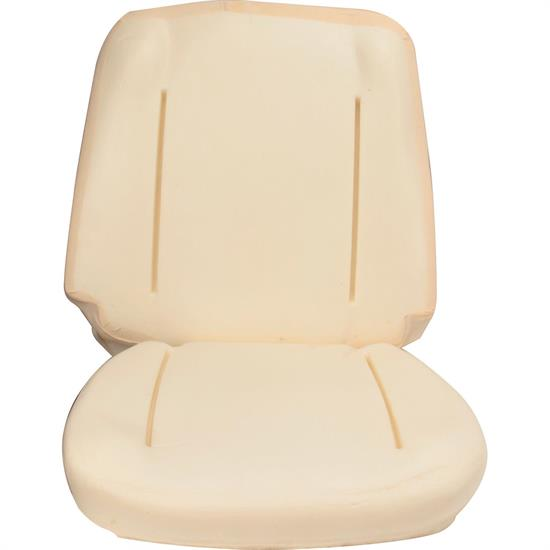 Al Knoch Interiors 116  Bucket Seat Foam, 1964-65 Chevelle/Malibu/EC