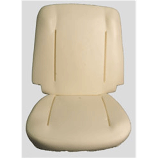 Al Knoch Interiors 118 Bucket Seat Foam, Nova/Chevelle