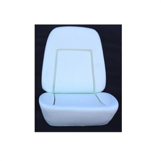 Al Knoch Interiors SF105 Deluxe Bucket Seat Foam, 1969 Camaro, Each