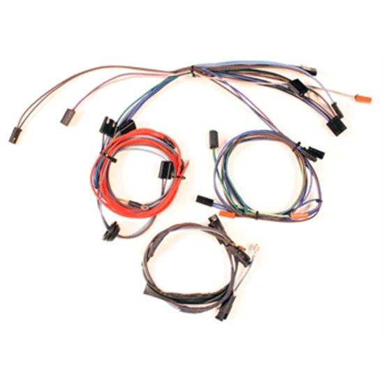 american autowire 500773 headlight wiring kit 1967 camaro. Black Bedroom Furniture Sets. Home Design Ideas