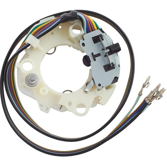 american autowire 07800482 turn signal switch  8 wire 9 oem automotive wiring harnesses oem automotive wiring harnesses oem automotive wiring harnesses oem automotive wiring harnesses