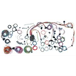 American Autowire 500686 Complete Wiring Harness Kit, 1969 Camaro