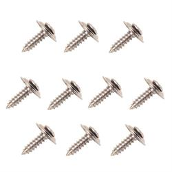 Kick Panel Screw Kit, 10 Piece, 1967-81 Camaro