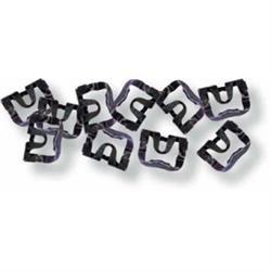 24-Piece Rear Window Replacement Molding Clips for 1962-81 GM Vehicles