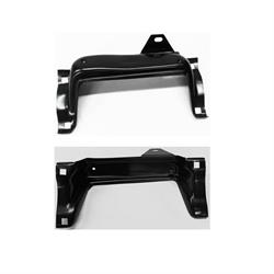 1966-1967 Nova Rear Bumper Brackets, Pair