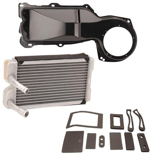 Heater Box Assembly Kit Small Block Chevy w/o AC