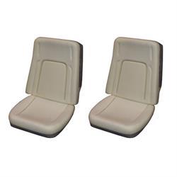 Deluxe Seat Foam, 1968 Camaro, Pair