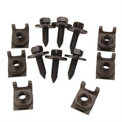 68-74 Nova; 67-69 Camaro; Leaf Spring Mount Bracket Hardware Kit