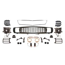 Complete RS Electric Conversion Kit for 1969 Camaro