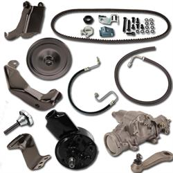 Power Steering Kit for 1969 Camaro w/o AC, w/ SBC